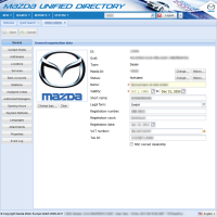 Mazda Unified Directory